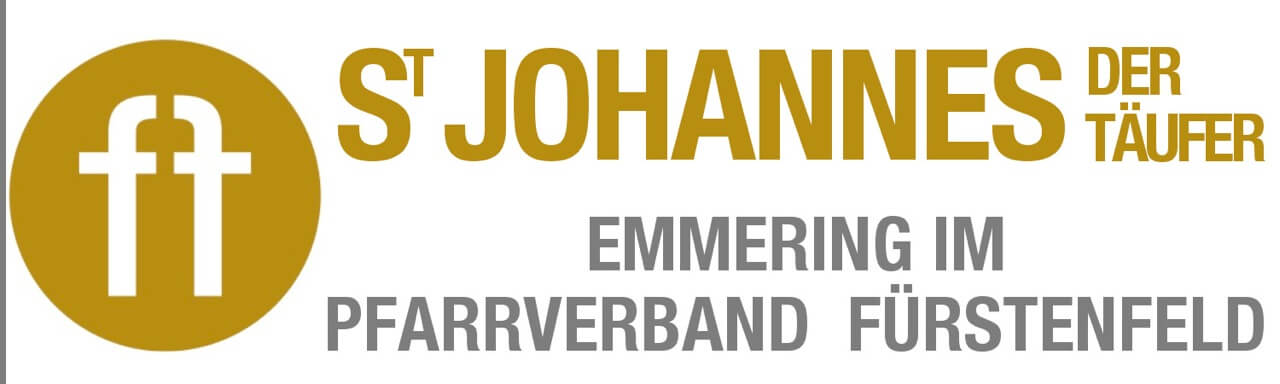 Logo St. Johannes im Pfarrverband Fürstenfeld